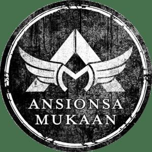 Ansionsa Mukaan Oy logo